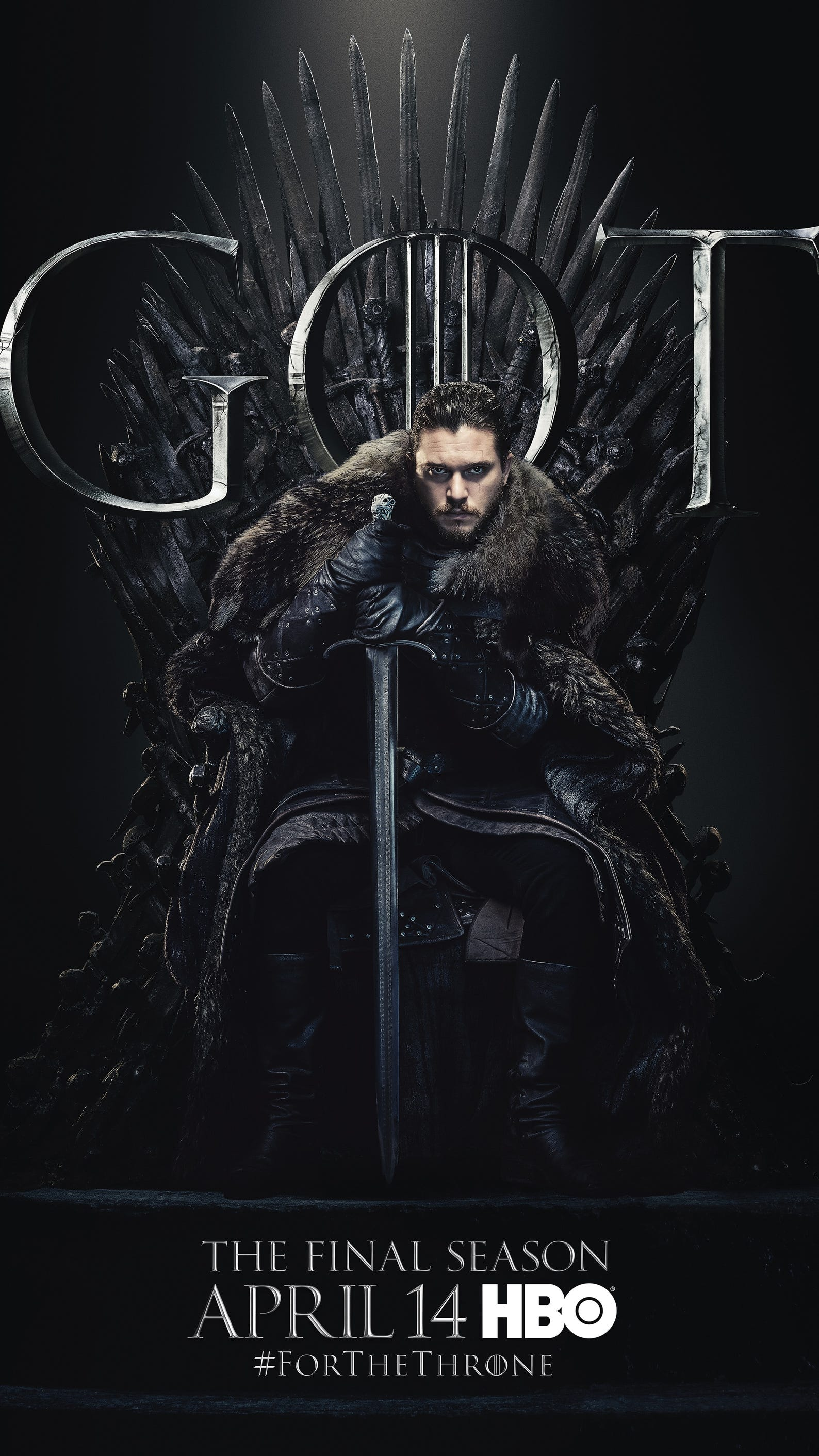 See Games Of Thrones Characters On The Iron Throne In