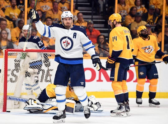 The Winnipeg Jets and Nashville Predators faced off in the second round of the NHL playoffs last season -- despite holding the top two records in the league.