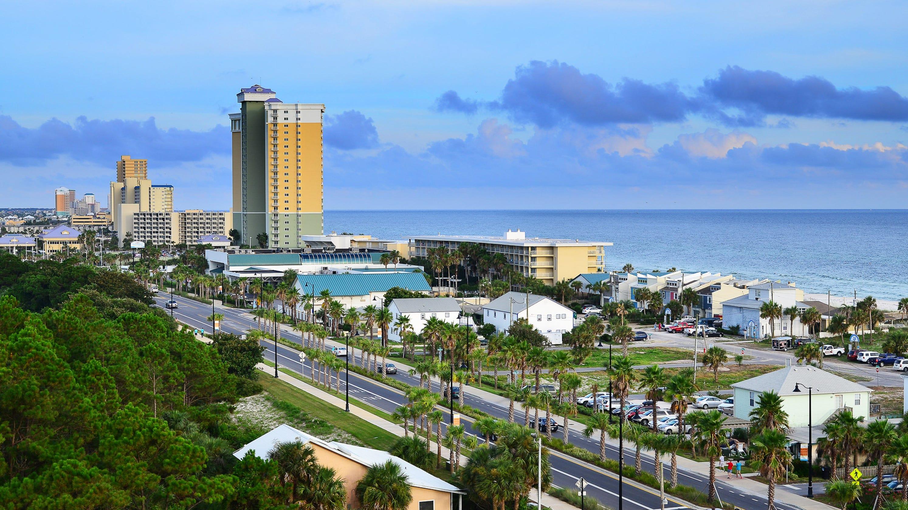 Ups panama city beach florida
