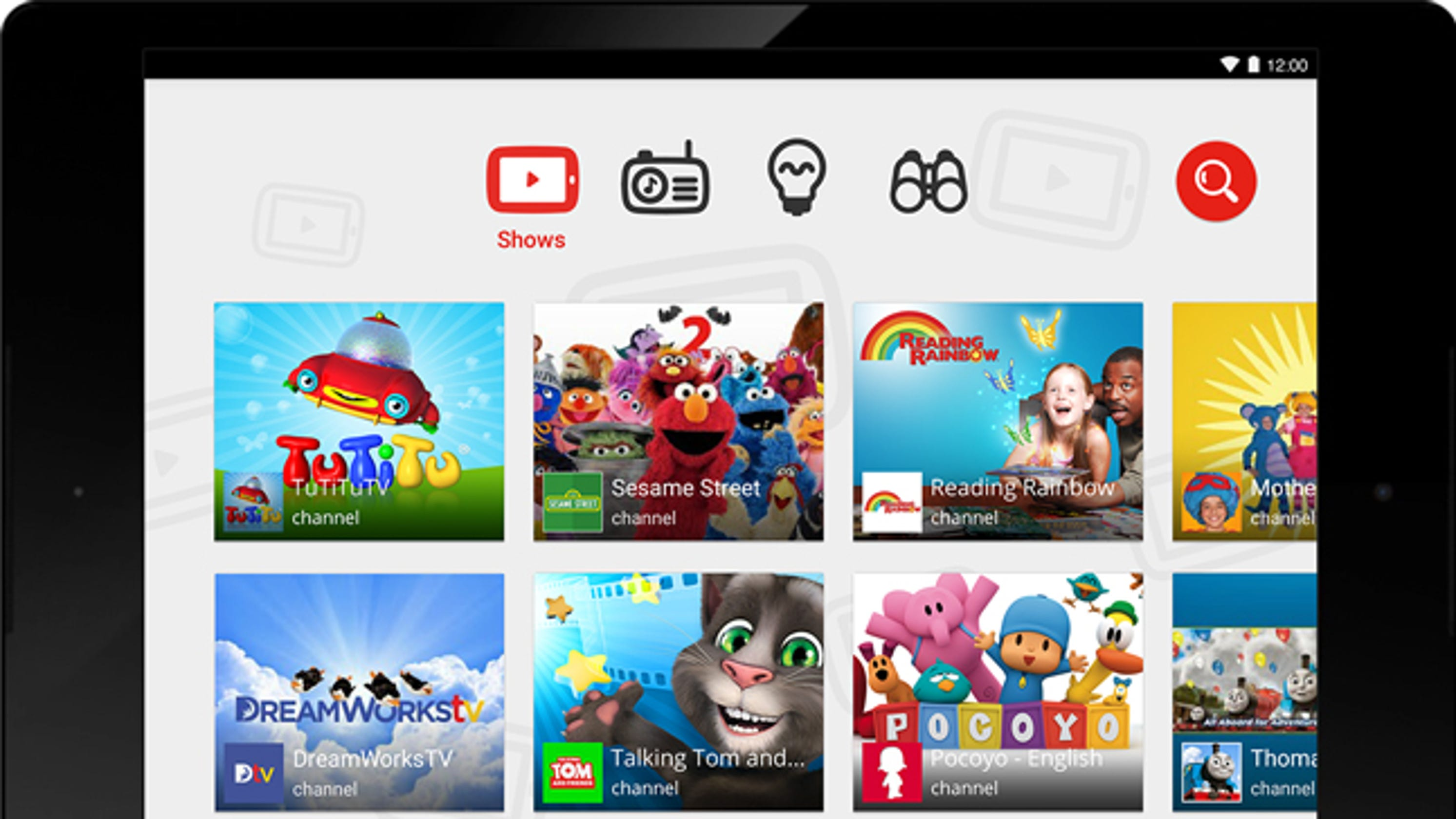 6f9c5ca401 YouTube may try to solve kids issues by pushing videos to YT Kids app