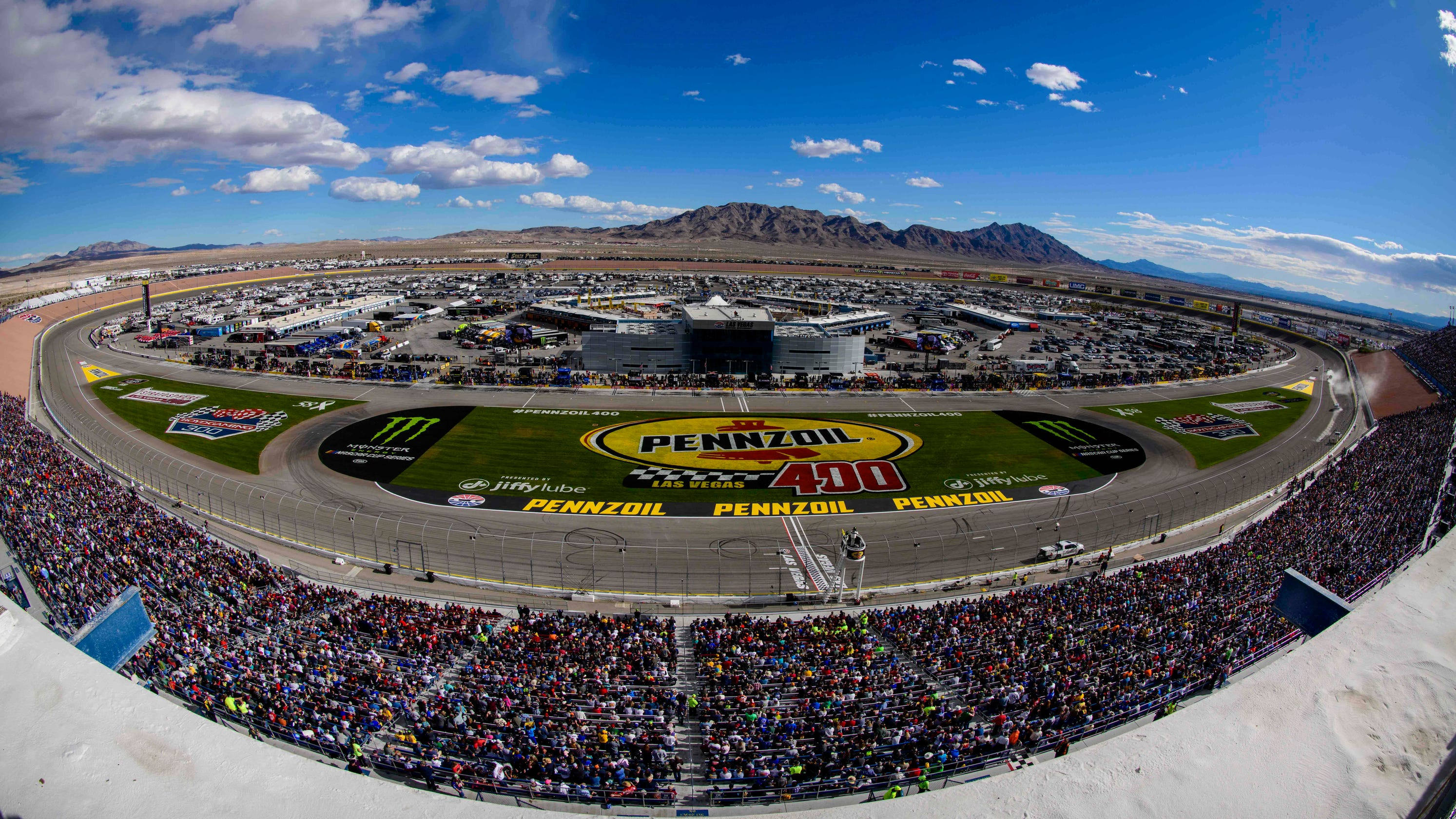 NASCAR Las Vegas 2019: Schedule, lineup, TV and weather information for Pennzoil 400