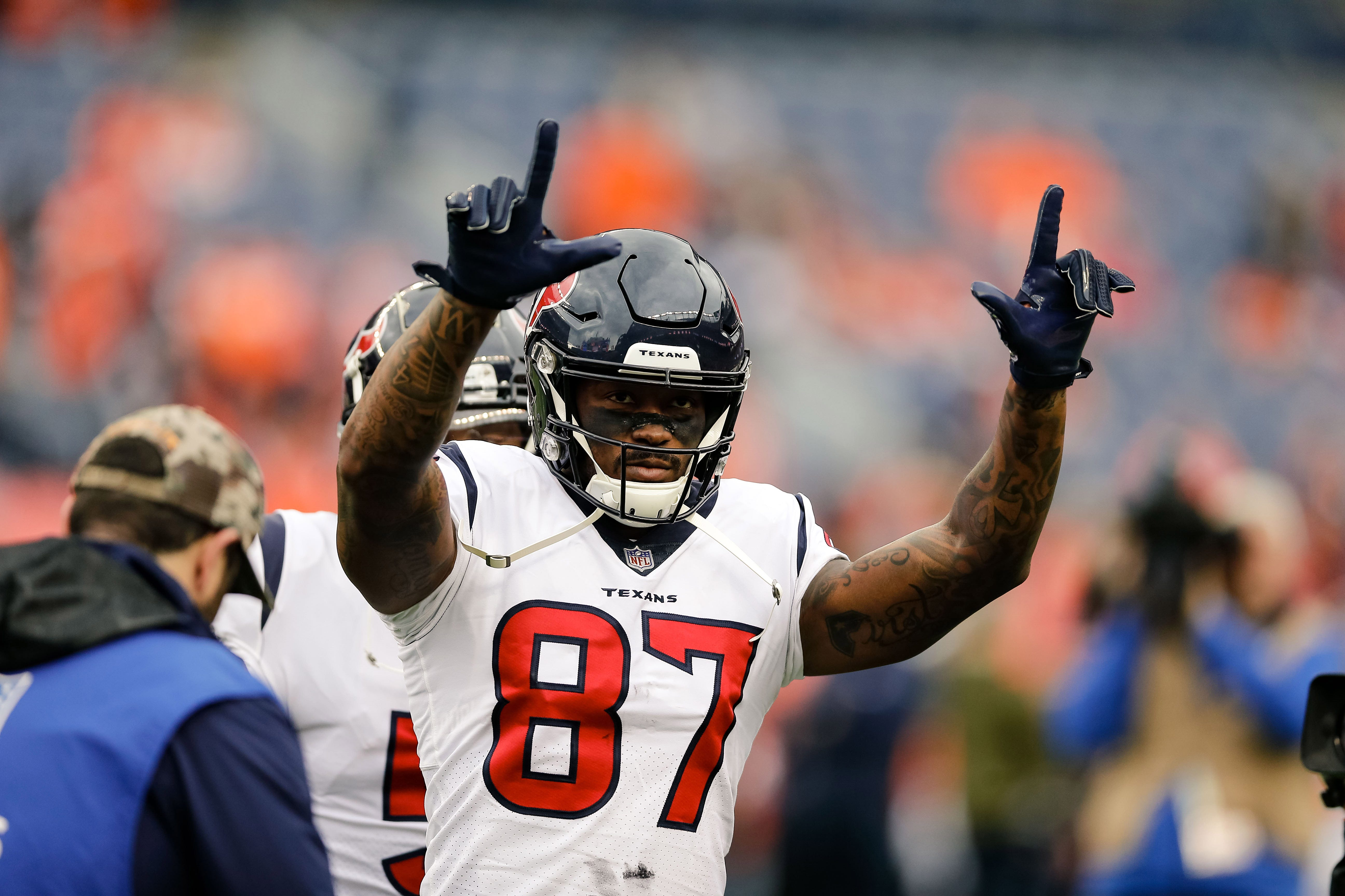NFL wide receiver Demaryius Thomas arrested on vehicular assault charge