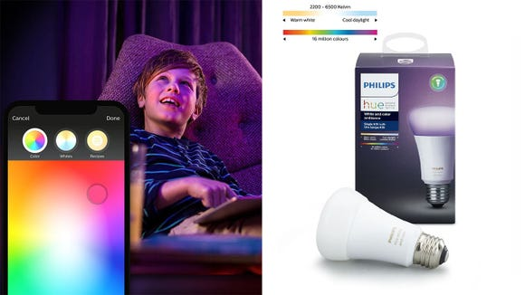 Hue bulbs rarely go on sale, and never before have we seen such a great price.