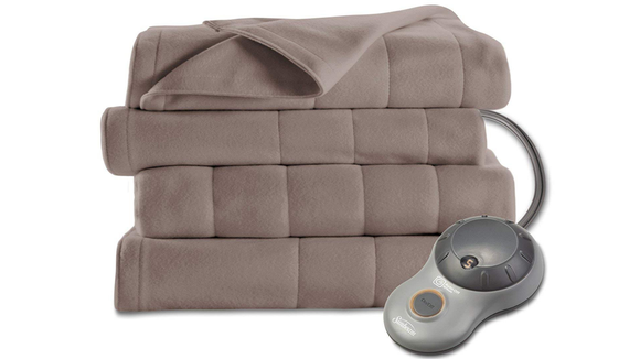 The best heated blankets of 2019: Sunbeam quilted