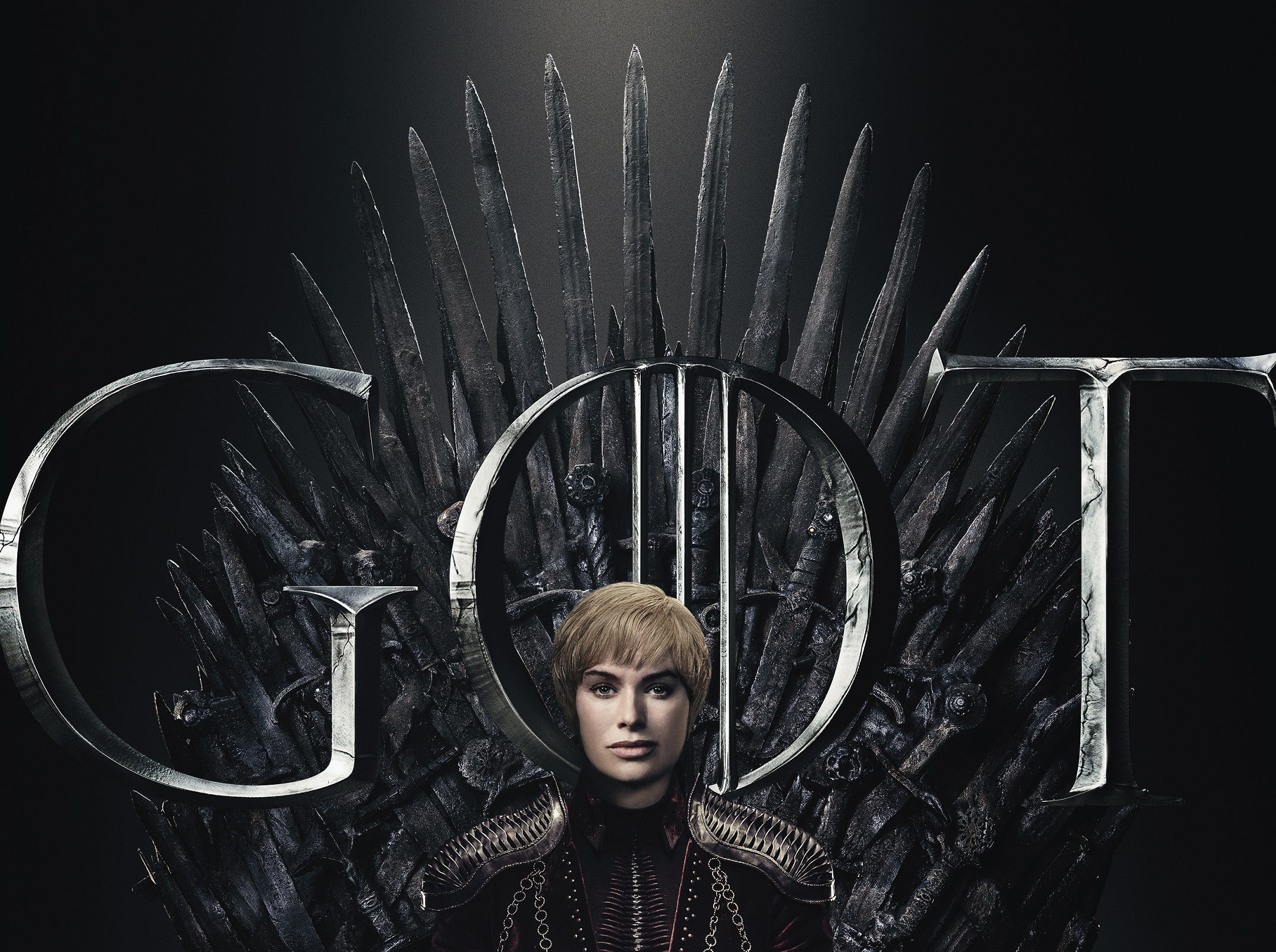 Still rocking the armor-esque dresses and the short hair, Cersei Lannister (Lena Headey) is the only one of these characters who has actually claimed the Iron Throne.