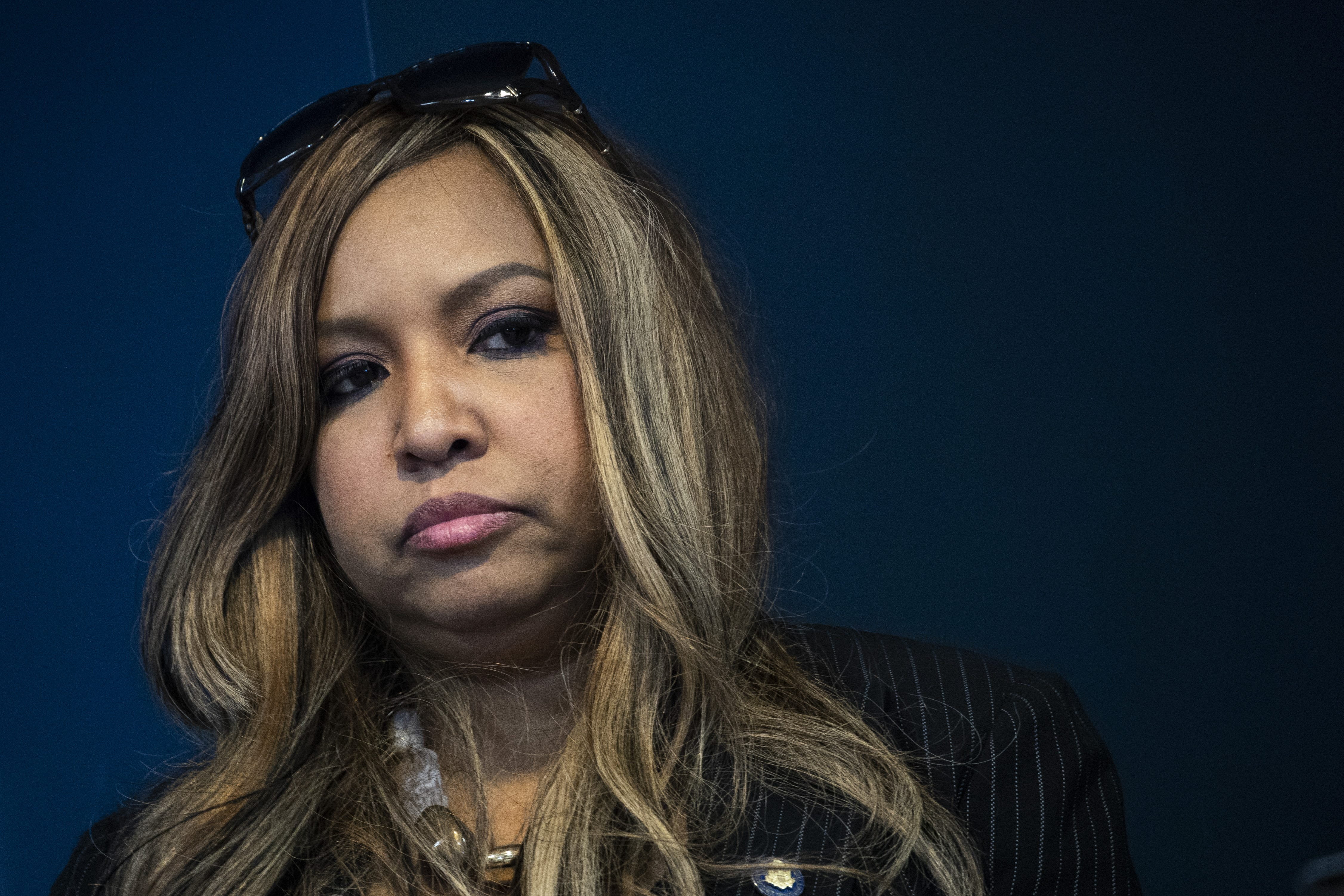 Lynne Patton pushes back at Rep. Tlaib's 'prop' label, defends appearance at Cohen hearing