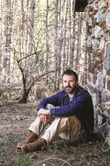 Author Nickolas Butler