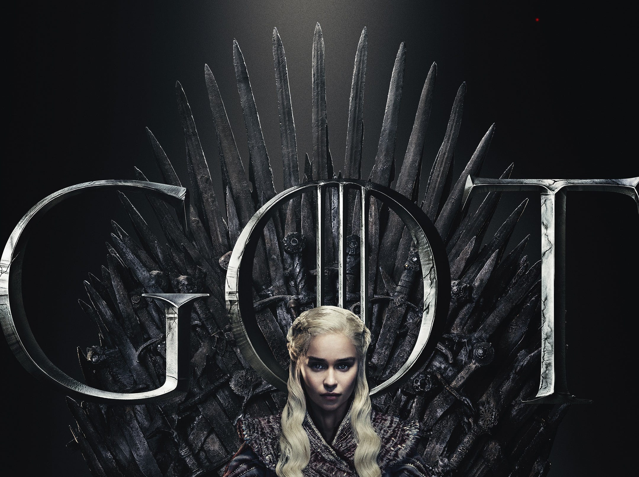 Do not mess with Daenerys Targaryen (Emilia Clarke), who is absolutely ready to take on the White Walkers.