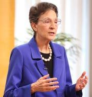 Brandeis University Professor Bernadette Brooten