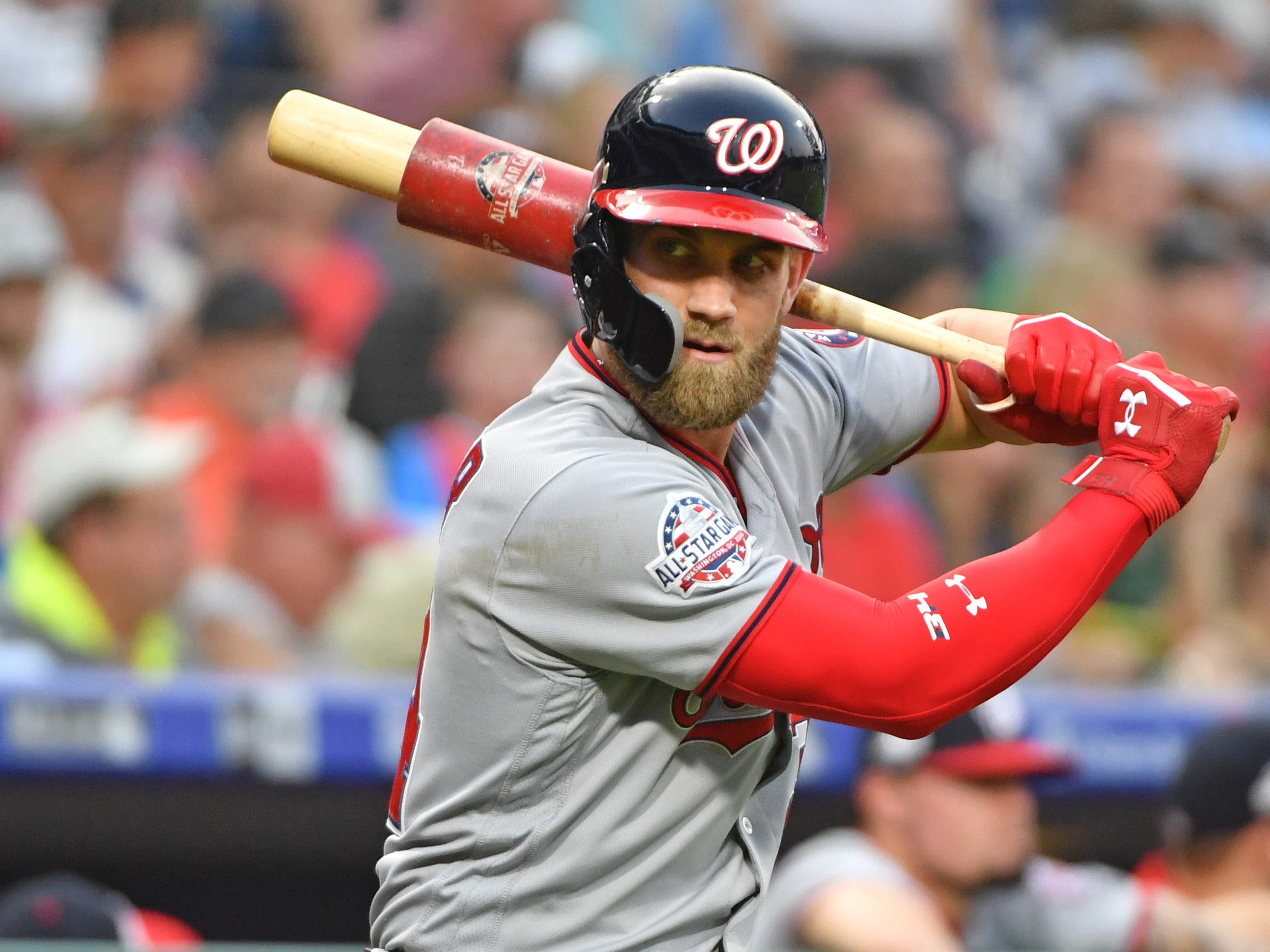 Biggest Major League Baseball contracts: Where Bryce Harper's deal ranks all-time
