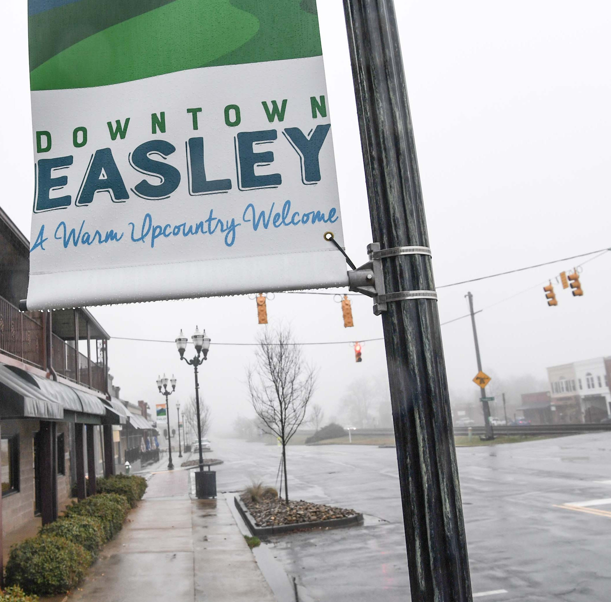 15 percent of downtown Easley could be given away as city seeks $50 million in development