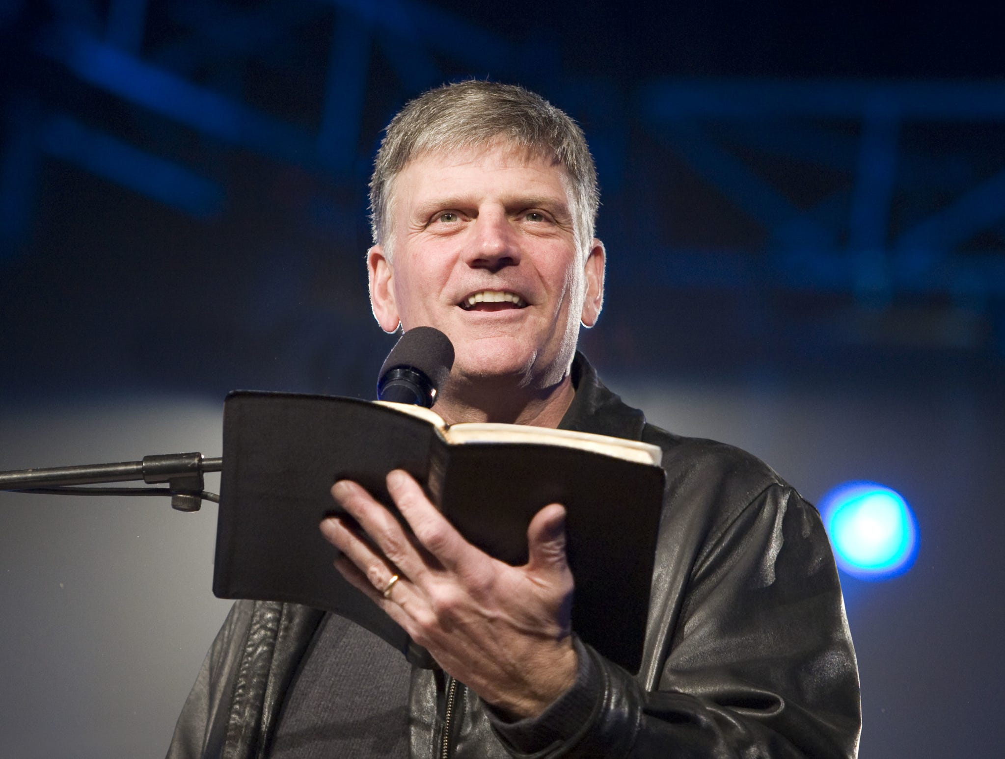 Franklin Graham is in Vermont: Who he is and why some Vermonters are upset about his arrival