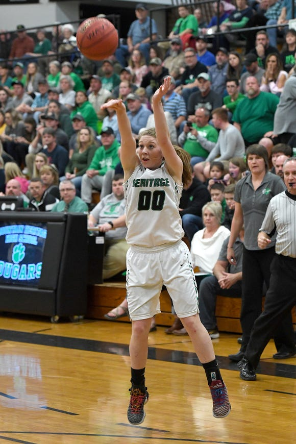 Mountain Heritage advanced to the Class 2A west regional final with a comeback win over East Burke Tuesday night.