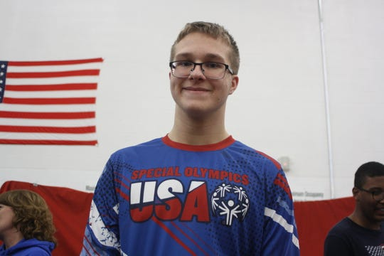 Tioga resident Jared Lamb, 16, has earned a spot on Team USA at the International Special Olympics from March 14 to 21 in Abu Dhabi.