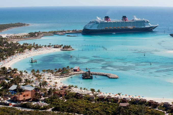 In the summer of 2020, the Disney Dream and Disney Fantasy will sail a series of cruises that include two stops at Castaway Cay, giving guests twice the fun in the sun and more opportunities to enjoy Disney's award-winning pristine island. Reserved exclusively for Disney Cruise Line guests, the 1,000-acre island offers one-of-a-kind areas and activities for every member of the family.