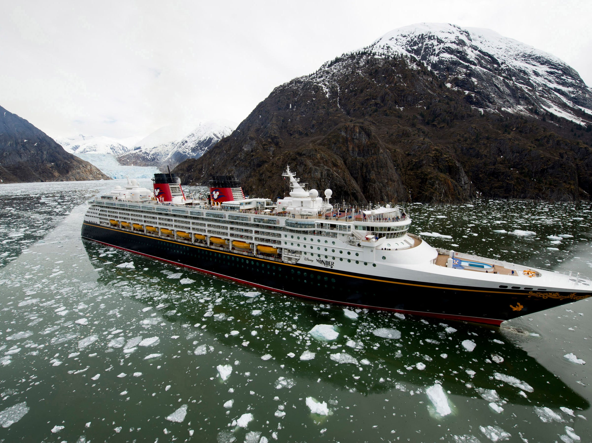In the summer of 2020, the Disney Wonder will return to Alaska for the summer season, opening up a world of breathtaking natural vistas, magnificent glaciers and awe-inspiring wildlife on a series of seven-night sailings.