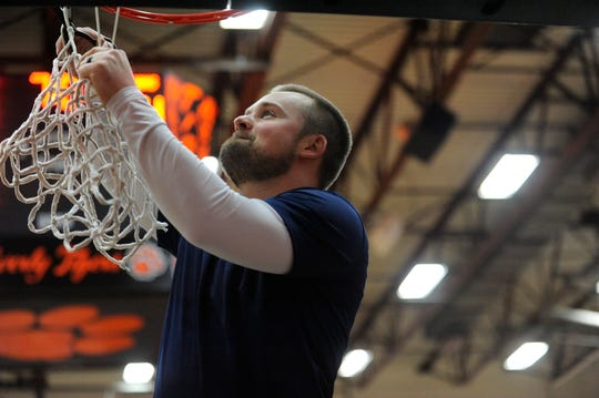 Adena High School basketball went 6-16 during the 2017-18 season but this year they have completely turned it around as they are in a district semi.