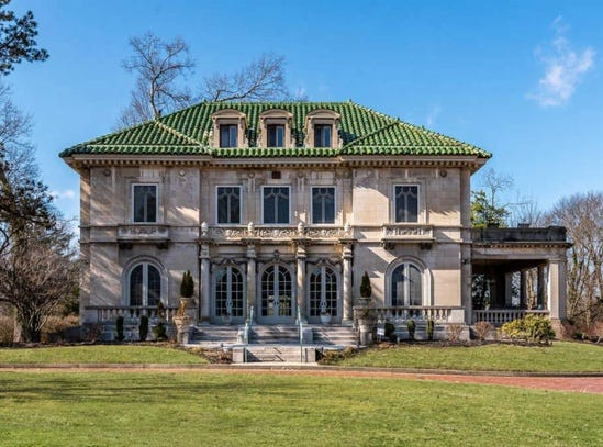 Built in 1911, this stately Italian Renaissance home in Avondale recently hit the market for $985,000