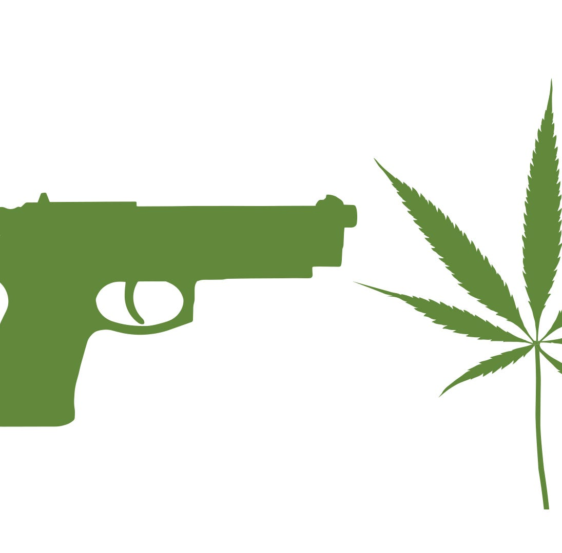 Licking County sheriff: medical marijuana patients won't be issued concealed carry permits