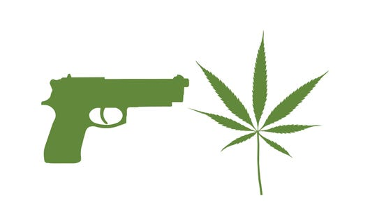 Federal law forces Ohio medical marijuana patients to choose between medicinal cannabis and gun ownership
