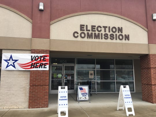 There is one more day of early voting left in the state Senate primary.