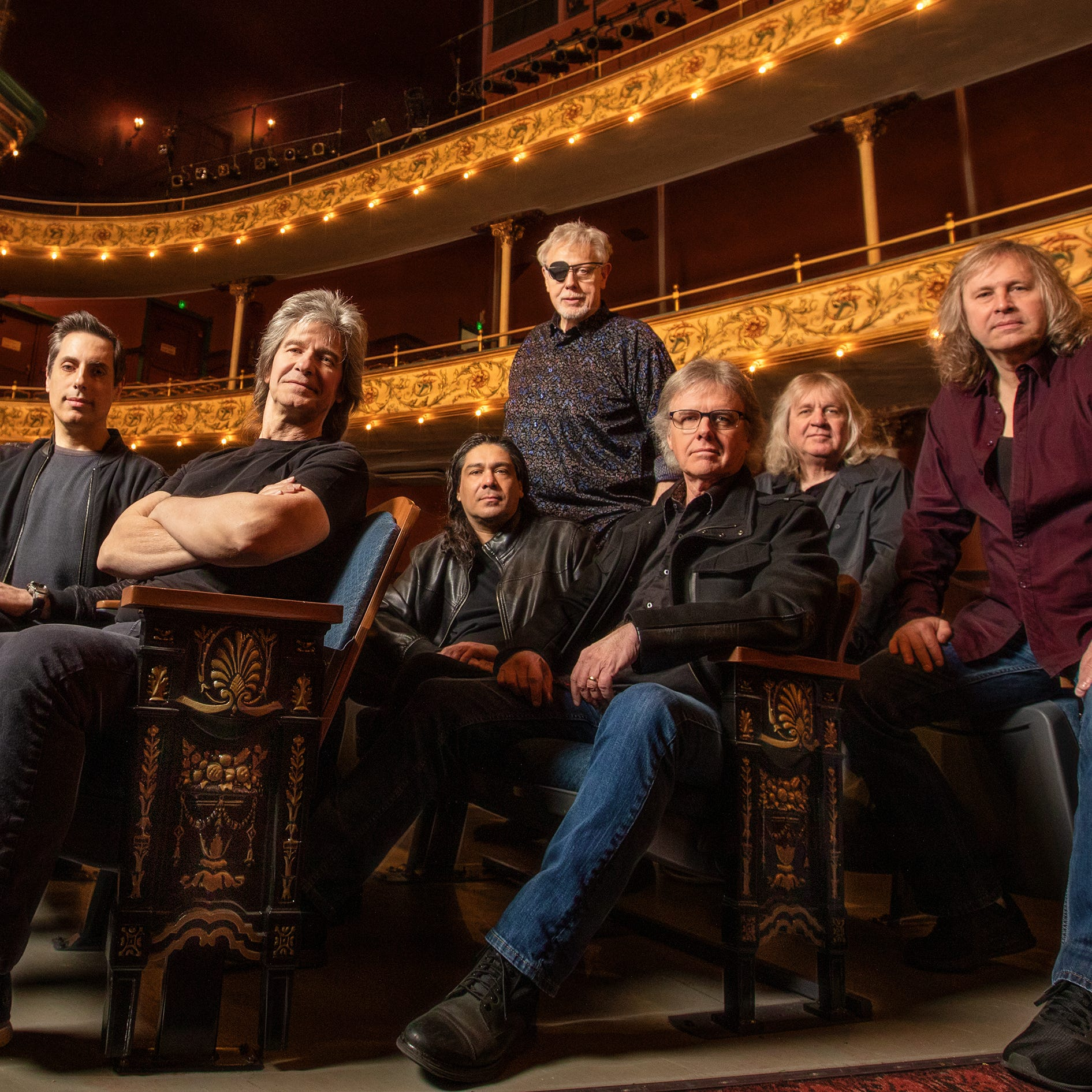 Kansas returns to Hoyt Sherman to play iconic 'Point of Know Return' in its entirety