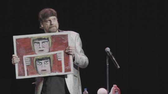 """Untitled Amazing Johnathan Documentary"" is playing Freep Film Festival 2019."
