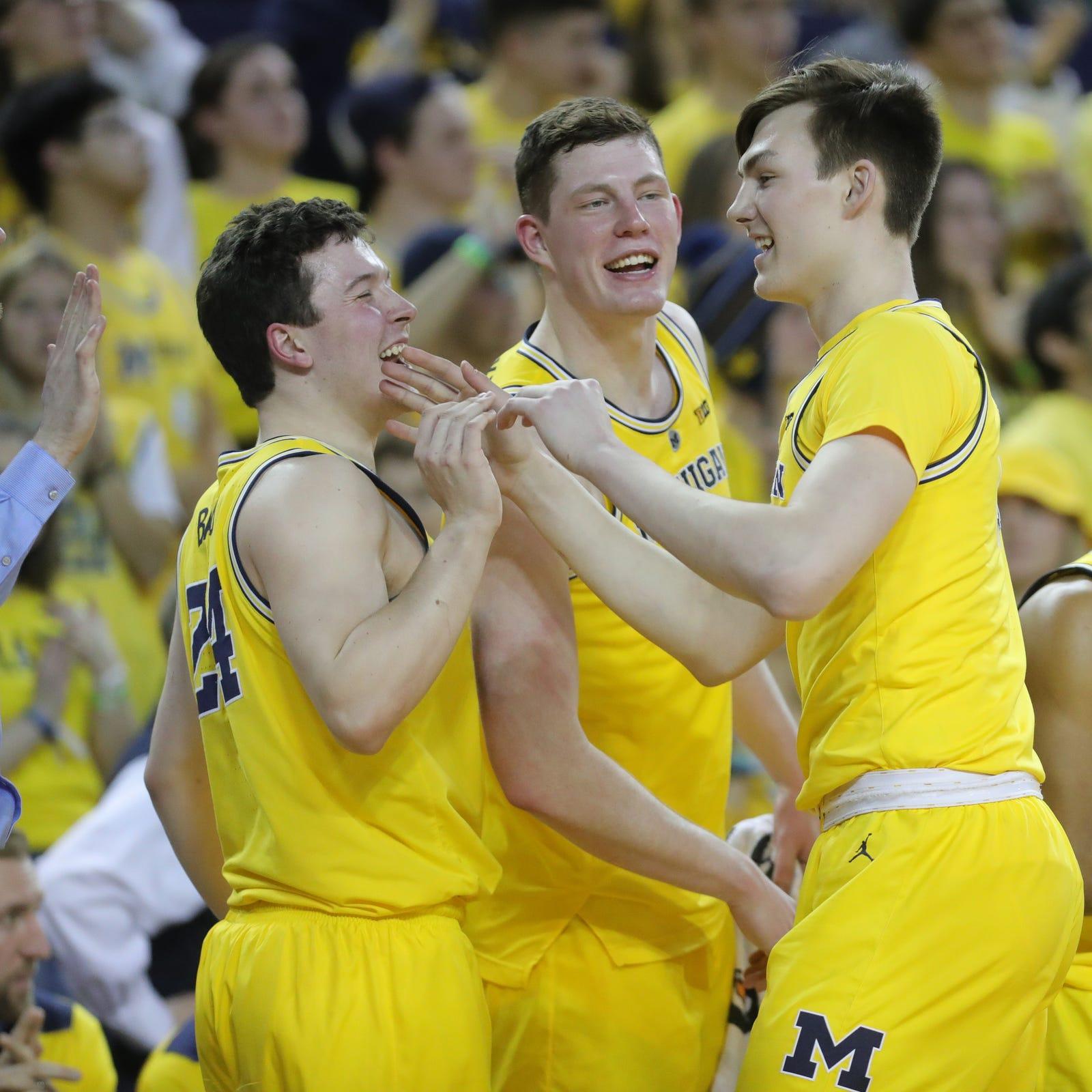 Michigan basketball's freshmen may hold key to depth, longevity in March