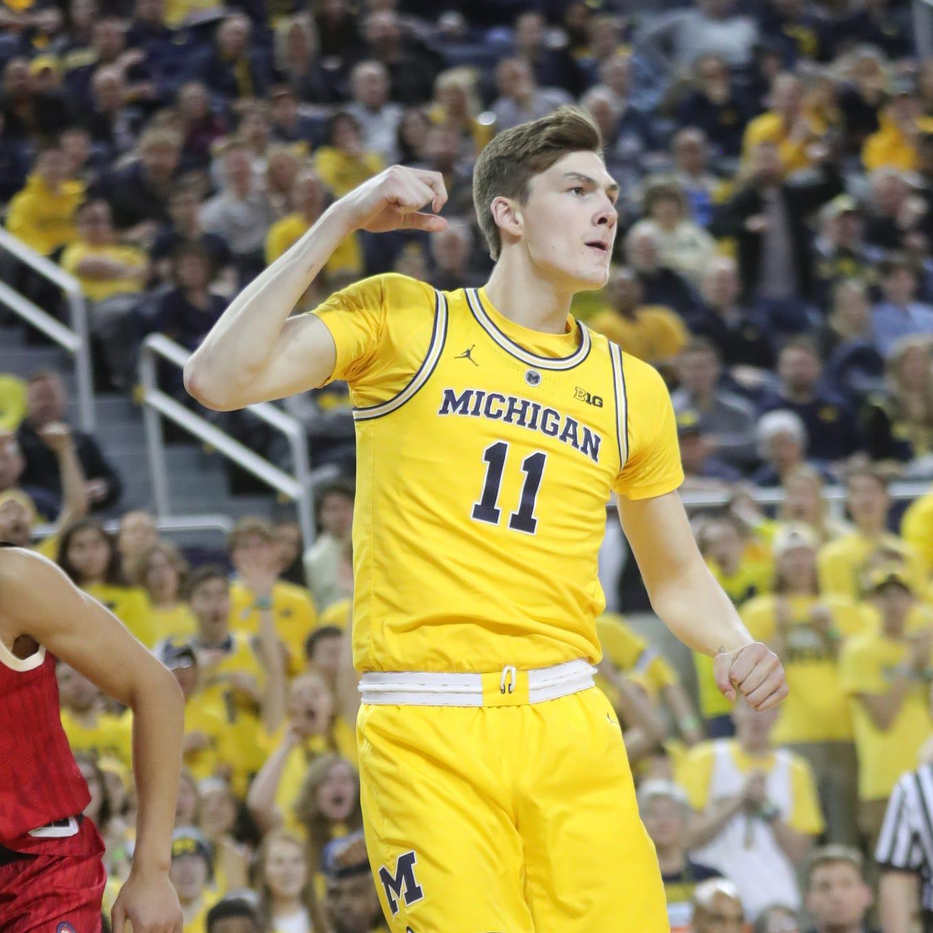 Michigan basketball's blowout of Nebraska was the remedy it needed