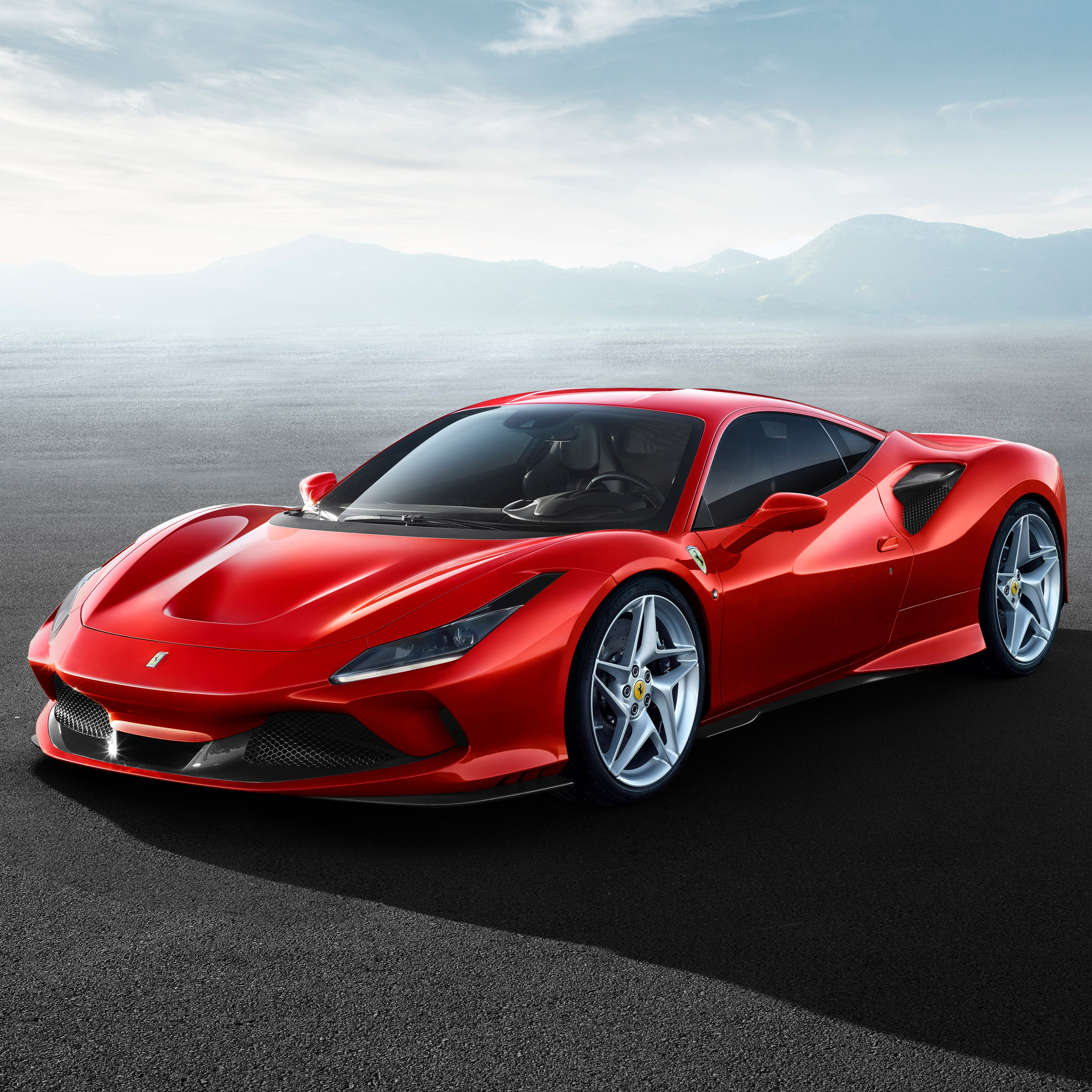 Most powerful Ferrari V8 ever to debut at Geneva auto show