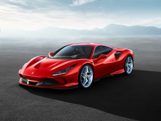 The Ferrari F8 Tributo has the brand's most powerful V8 engine yet.