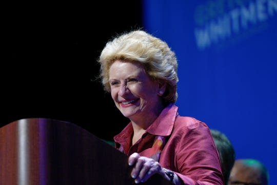 Sen. Debbie Stabenow is among three U.S. senators who sent a letter asking Volkswagen to respond to a series of questions about its activities at the Chattanooga car assembly plant.