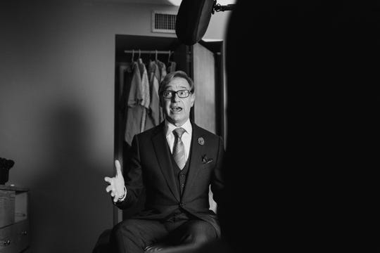 "Paul Feig interviewed for ""Freaks and Geeks: The Documentary"""
