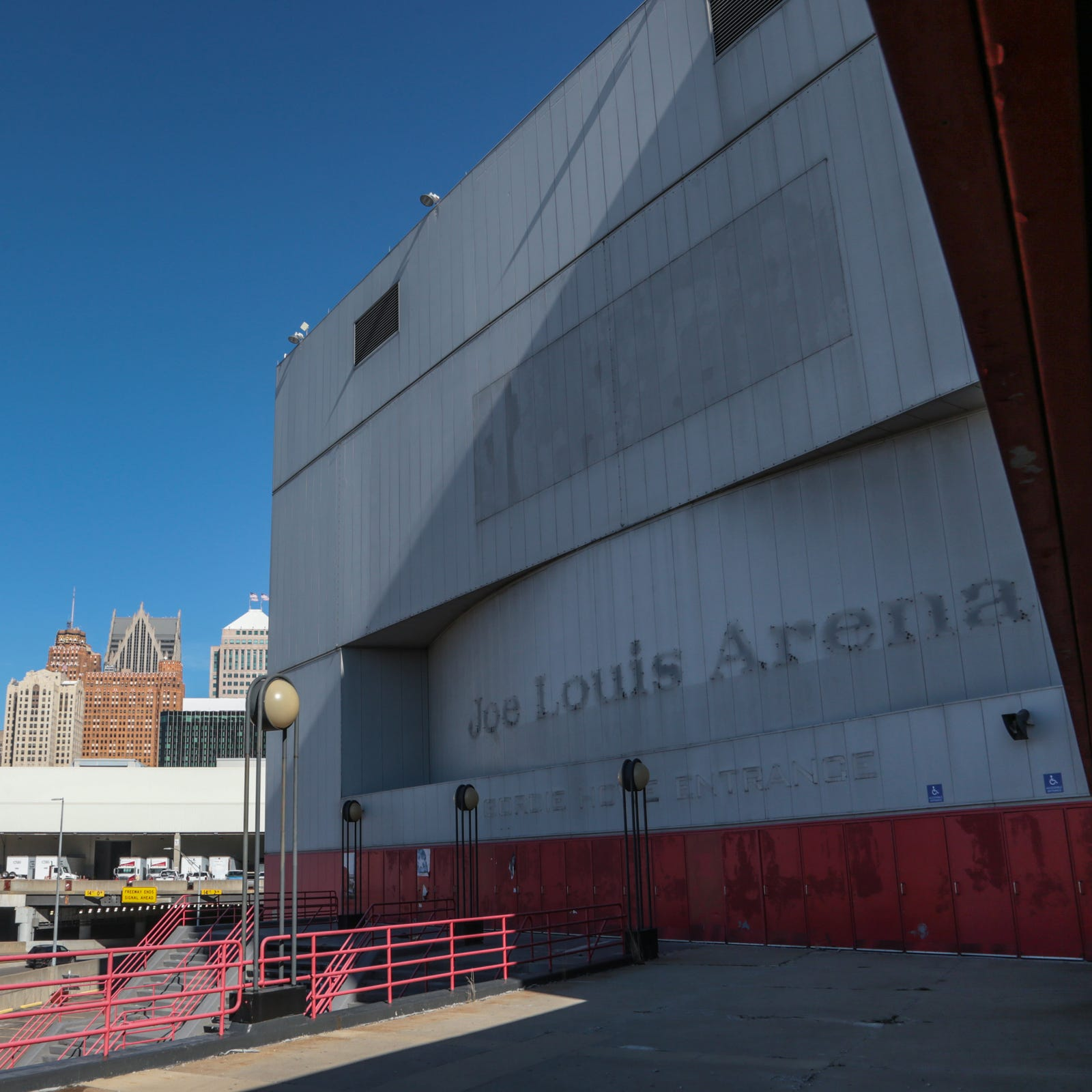 Joe Louis Arena demolition to start soon: Here's what's coming down