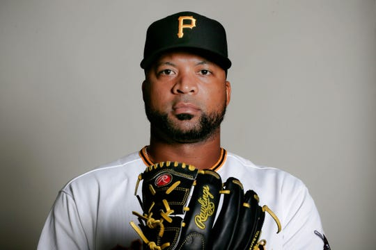 Francisco Liriano is a Pirate again after spending 2018 in the Tigers rotation.