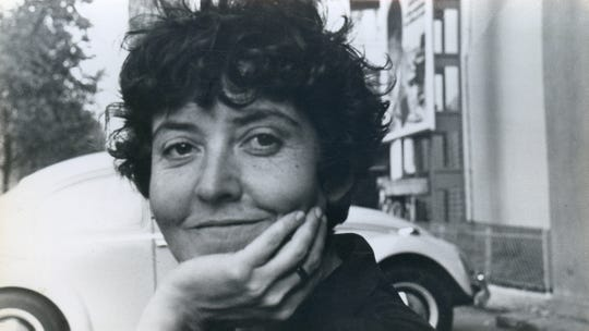 """Maria Irene Fornes is featured in """"The Rest I Make Up"""", playing Freep Film Festival 2019."""