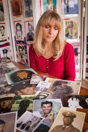 Jana Hoehn says she has collected close to 7,000 photographs while working with a team of 10 researchers, mostly Vietnam veterans.