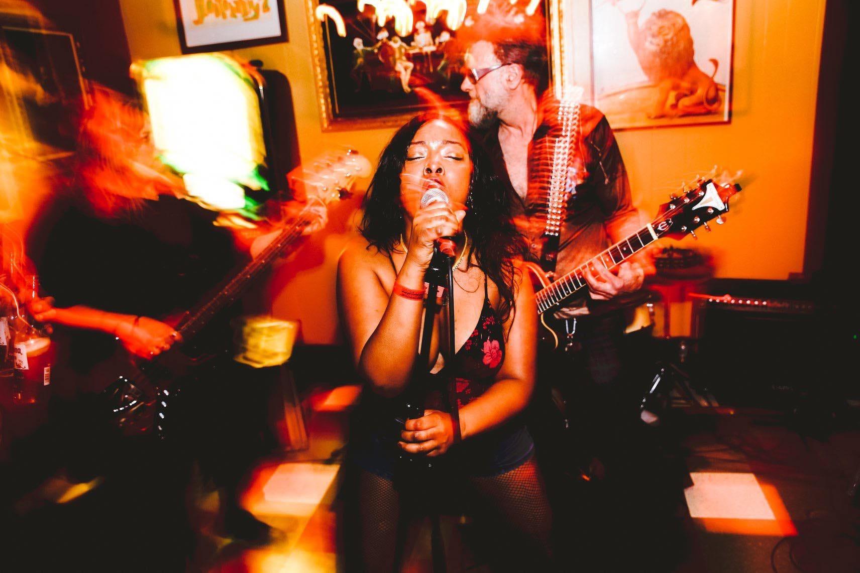 Stefanie Cox & the Blox