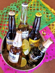 Fiesta! La Campirana is now offering domestic and Mexican beers.