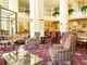 A view of the Hotel Retlaw lobby prior to renovation.