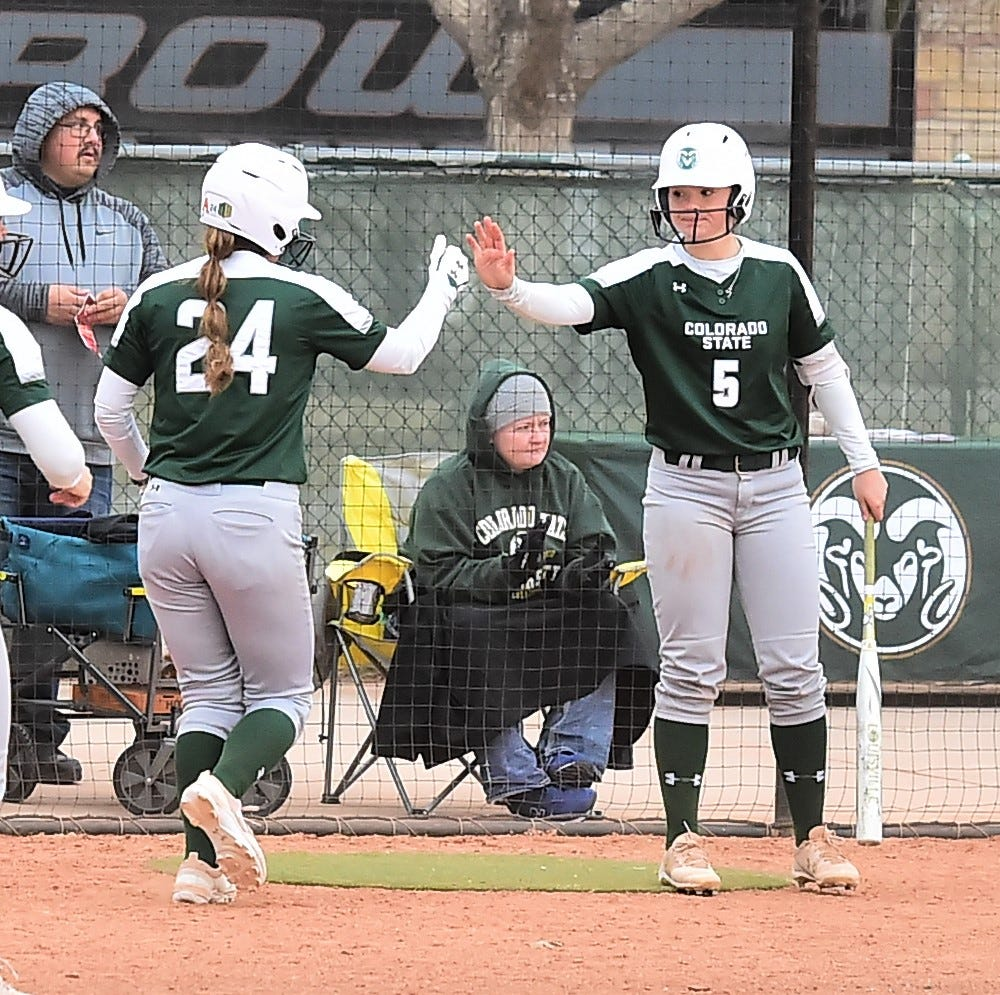 Colorado State University climbs into Softball America's Top 25 rankings