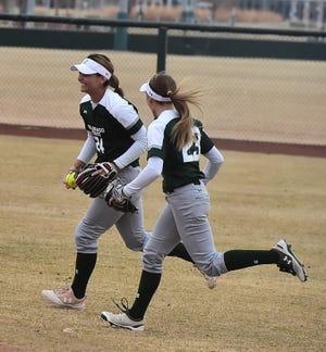 The CSU softball team plays at San Jose State on Sunday.