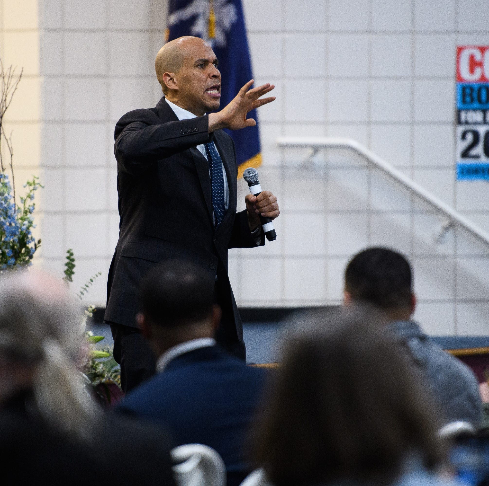 Cory Booker campaign adds Mary Geren and young mayor of South Carolina town to staff
