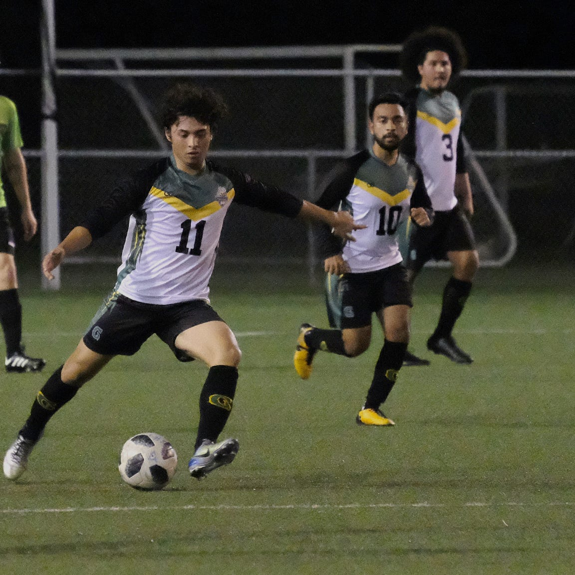 Tritons improve to 9-0-1 in soccer league in blowout win against Omega