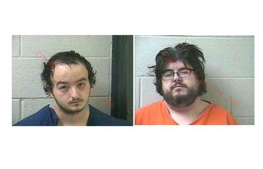 Child porn suspects