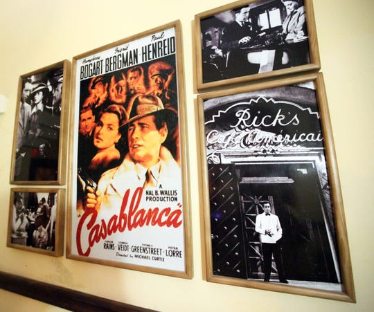 """Casablanca"" is one of the movies in the Indianapolis Symphony Orchestra's film series."