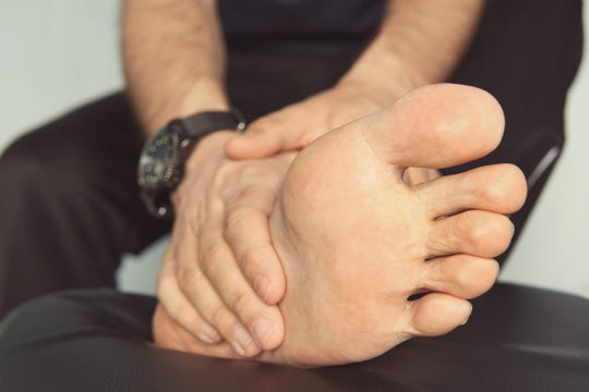 Ankle sprains have varying locations, severity.