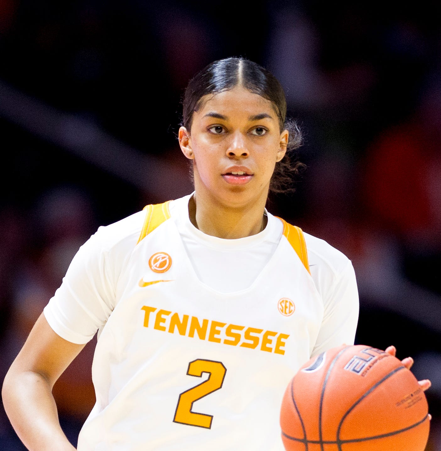 Asked about Lady Vols coach Holly Warlick, Evina Westbrook offers interesting response