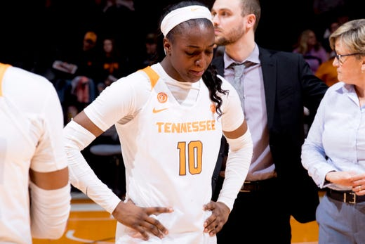 Lady Vols: Tennessee On Bubble, SEC Tournament Will Decide