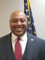 Darris Upton is County Mayor Glenn Jacobs' diversity development manager.
